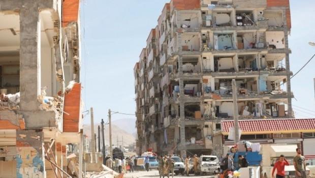 Doğu Kürdistan'da bir ayda bin 900'den fazla deprem