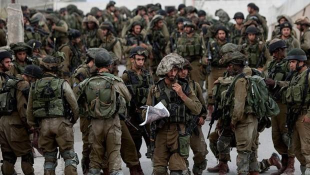 AFP: İsrail Batı Şeria'ya asker sevkiyatına başladı
