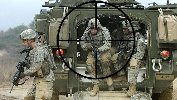 Haşdi Şabi: Kudüs kararı ABD askerlerini hedefimiz yapar!