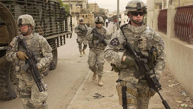 Pentagon'dan Irak ve Suriye'deki ABD askeri sayısına ilişkin yeni açıklama