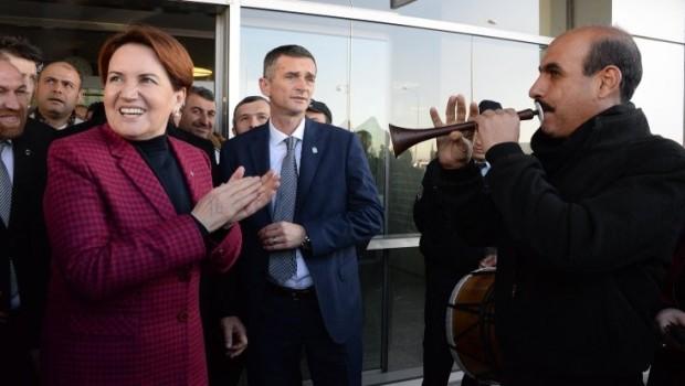 Akşener Şırnak'ta: 'Türkiye Milletvekili' kavramını getireceğiz!
