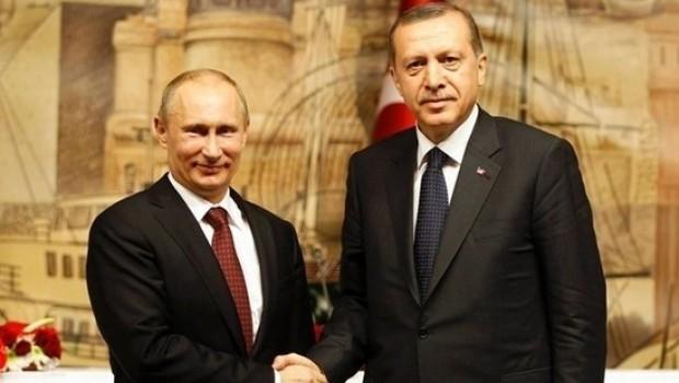 Putin'den Türkiye ziyareti