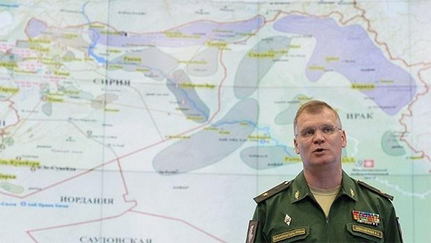 Rusya: ABD Suriye'den güçlerini geri çekmeli