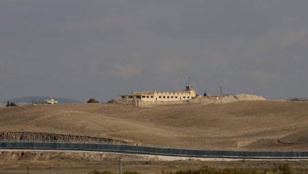 YPG'den, Fırat kıyısında karakol!