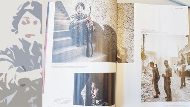 Alman Ordu dergisi, yeni sayısında YPG'ye yer verdi!