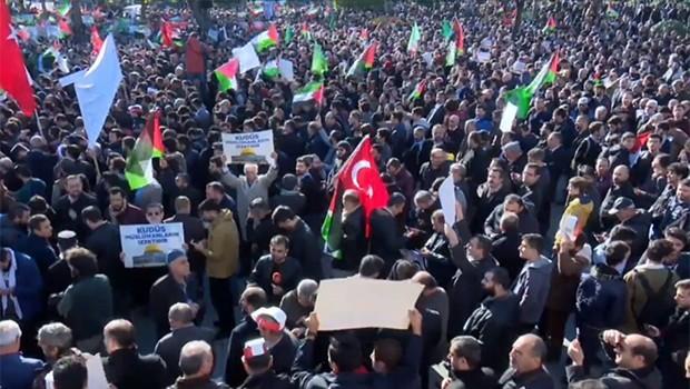 Filistin devletine 'evet' Kürdistan'a 'hayır'