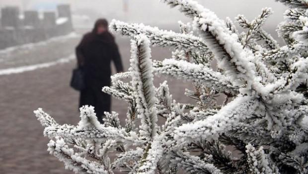 Kürt şehri eksi 25 dereceyi gördü