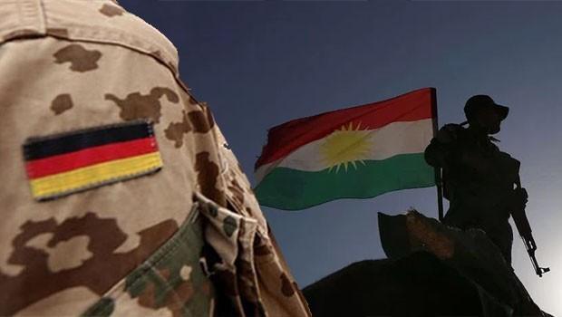 Almanya Parlamentosu'ndan 'Peşmerge' kararı