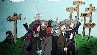 Kürdün Acısına Eyvalah! Filistin Yarasına Eyvah?