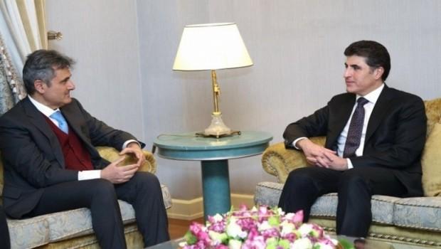 İtalya: Kürdistan ile işbirliğine hazırız