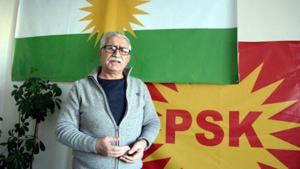 Mesud Tek: Kürdistan yasaklamakla yok olmaz