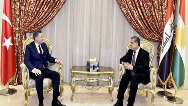 Türkiye'nin yeni Erbil başkonsolosu görevine başladı