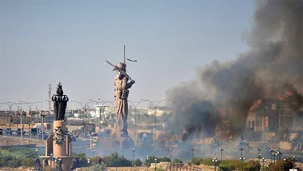 Kerkük'te Türkmen Cephesi ve Haşdi Şabi'ye saldırı