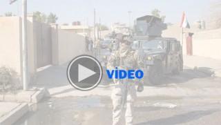 Gönüllü Kürt savaşçıları, Kerkük'te Irak Özel Kuvvetleri'ni vurdu