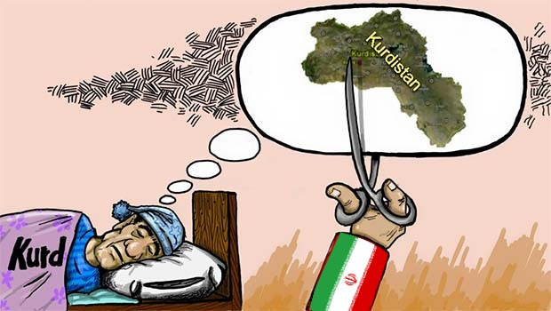 İran'ın Kürdlere Büyük Düşmanlığı ve İçimizdeki Hainler