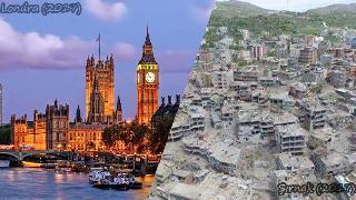 Londra'yı Gezerken...
