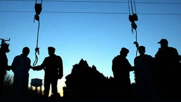 İran rejimi: 1 haftada 6 Kürdü idam etti.