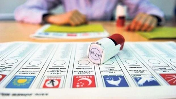 AK Parti'nin seçim planı: Daraltılmış bölge!