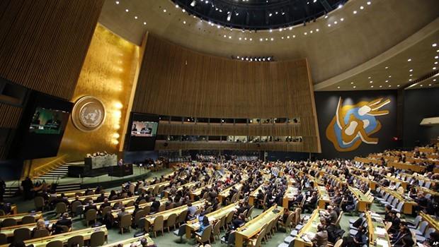 BM, Kudüs tasarısını kabul etti