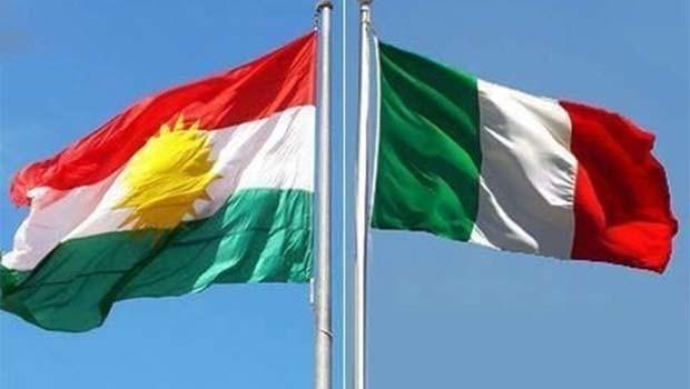 İtalya'dan Kürdistan'a yardım