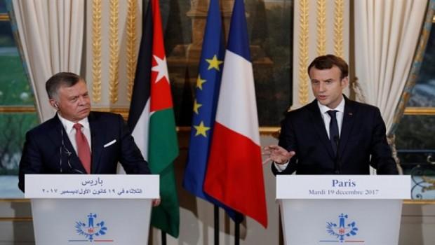 Macron: Filistin'i hiçbir baskı altında kalmadan tanıyacağız
