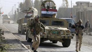 Kerkük'te patlama: 2 Irak askeri öldü