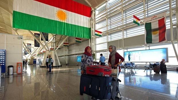 Uçuş yasağının uzatılmasına Erbil'den tepki