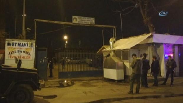 Diyarbakır'da DEDAŞ şubesine el bombalı saldırı