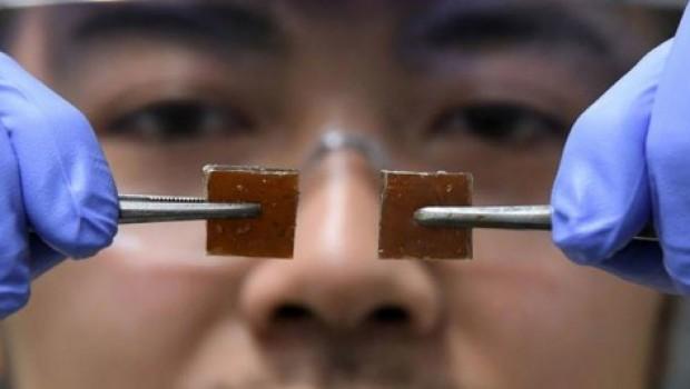 Japon araştırmacıdan keşif: Kendini onaran cam