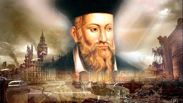 Nostradamus'un 2018 kehanetleri.. 3. dünya savaşı!