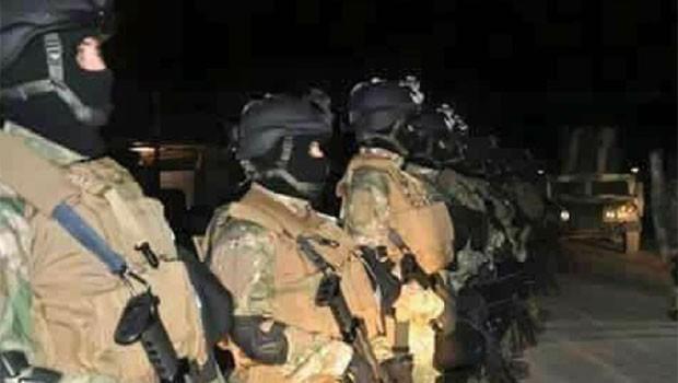 Flaş iddia... YNK'nin anti terör timleri Doğu Kürdistan'da!