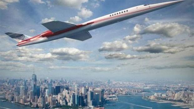 Süpersonik uçak dönemi başlıyor!