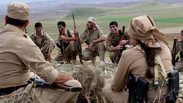 PDK-İ Peşmergeleri ile İran pastarları arasında çatışma!