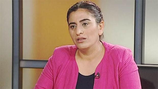 DBP Eş Genel Başkanı Sebahat Tuncel'e hapis cezası