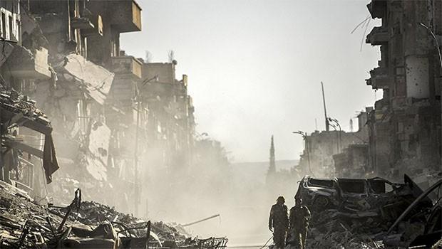 DSG açıkladı: 40 IŞİD'linin teslim olduğu iddiası doğru değil