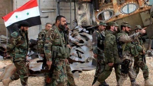 İdlib'de 8 köy daha Suriye ordusunun kontrolünde