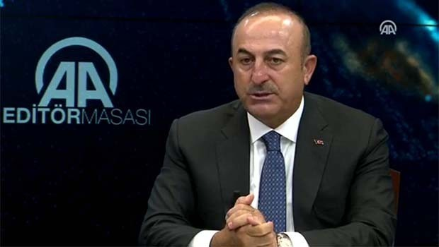 Çavuşoğlu: Sürecin normalleşmesi halinde Kürdistan ile hiç bir sorunumuz yok!