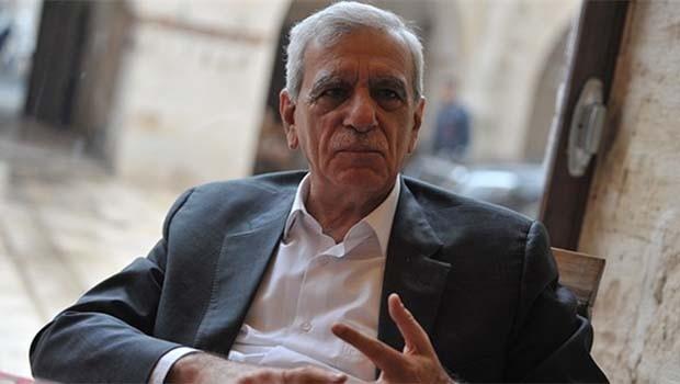 Ahmet Türk'ten 'adaylık' açıklaması