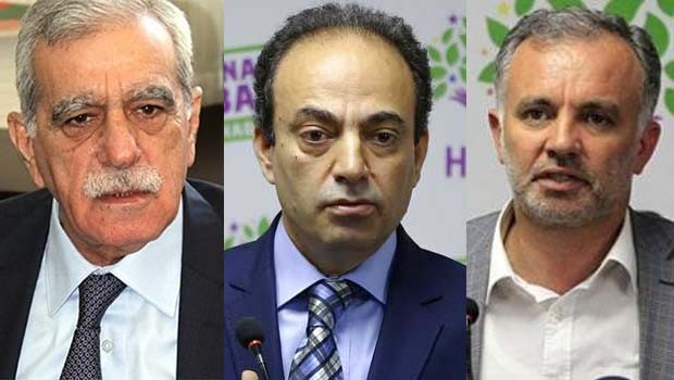 HDP'deki genel başkan krizine 'abi' formülü