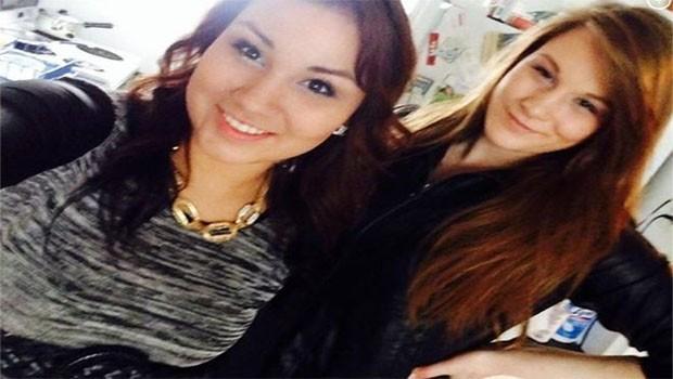 Katil zanlısını beraber çektikleri selfie'deki suç aleti ele verdi