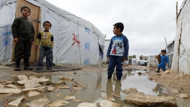 UNICEF: Irak'ta 1,3 milyon çocuk evsiz