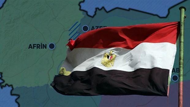Mısır'dan Afrin açıklaması: Kabul edilemez!