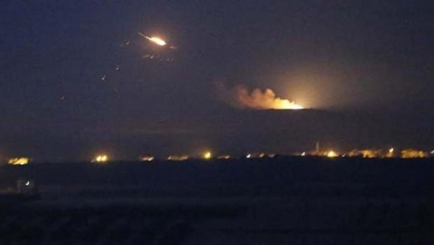 TSK uçakları yeniden Afrin'i bombalıyor