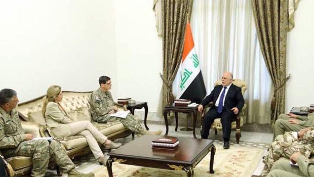 ABD ve Bağdat 'Yeniden Inşa' konusunda anlaştı...