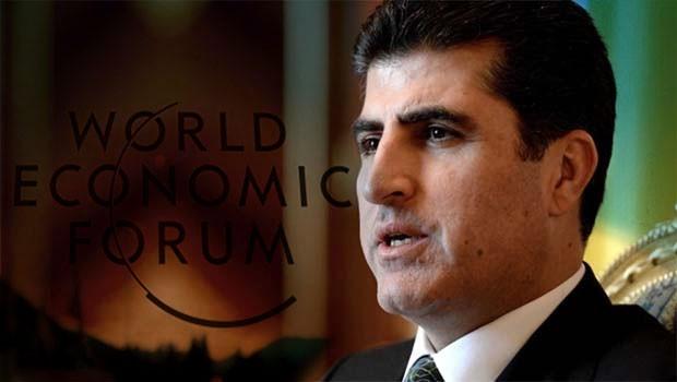 Başbakan Barzani Davos'a katılıyor