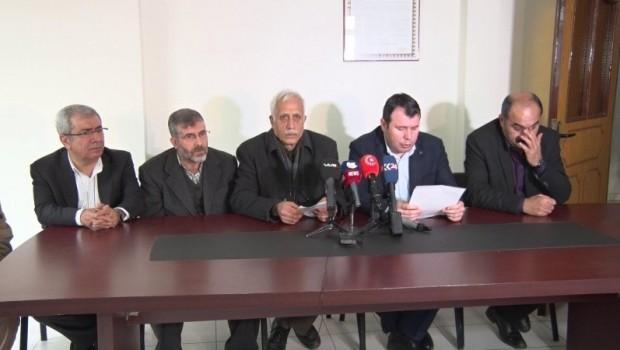 Kürt partilerinden Türkiye'ye Afrin çağrısı