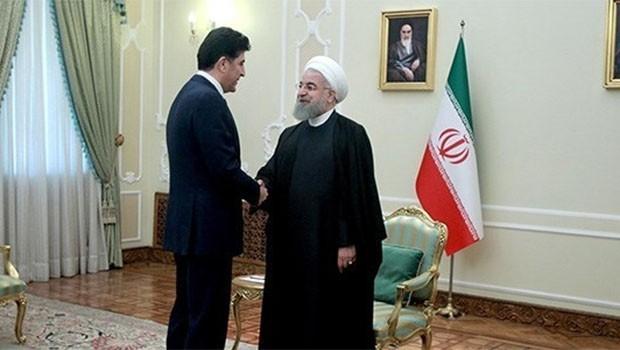 Tahran, Başbakan Barzani'ye söz verdi