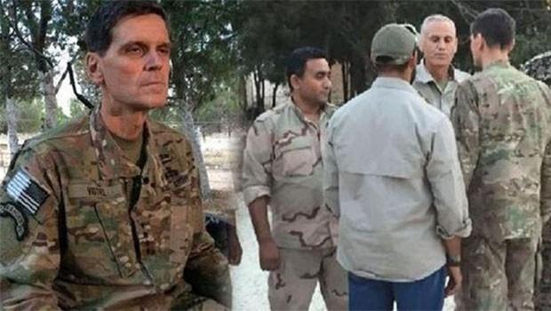ABD'den YPG'ye kritik ziyaret