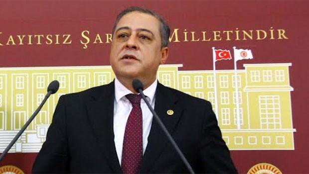 CHP'li vekilden 'roketler Türkiye içinden ateşlendi' iddiası