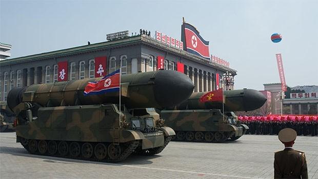Kuzey Kore'de 1977'den beri bir ilk